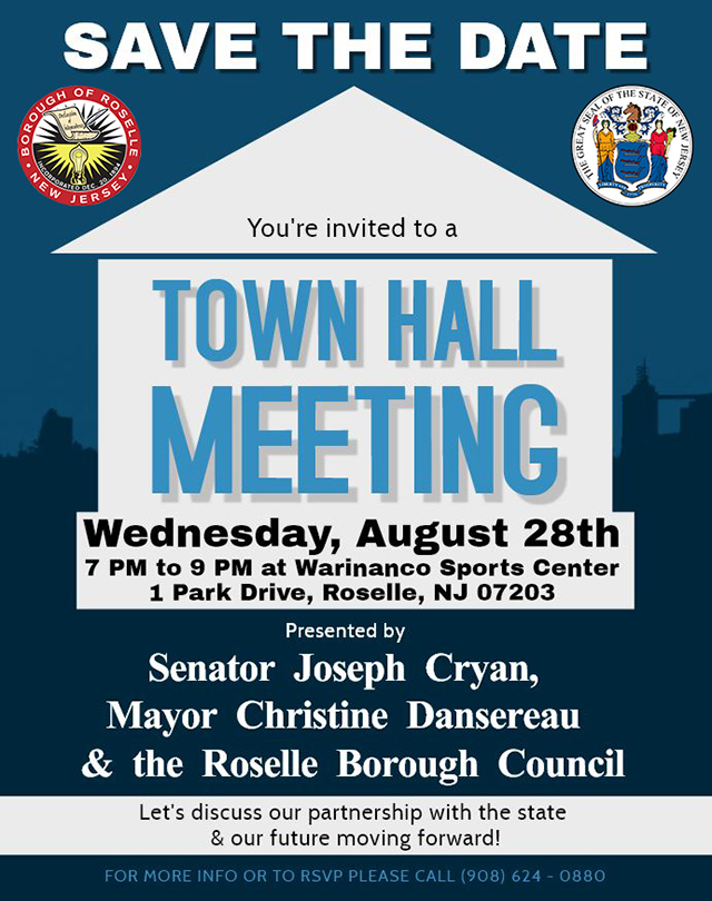 The Official Website of The Borough of Roselle, NJ - Home