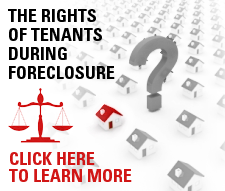 Tenant Foreclosure Rights