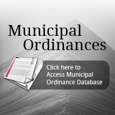 View Municipal Ordinances