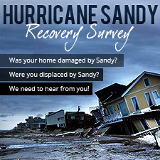 Superstorm Sandy Displaced Residents Tracking Project