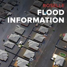 Roselle Flood Information