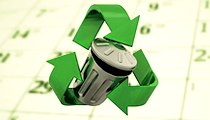Garbage & Recycling Schedule